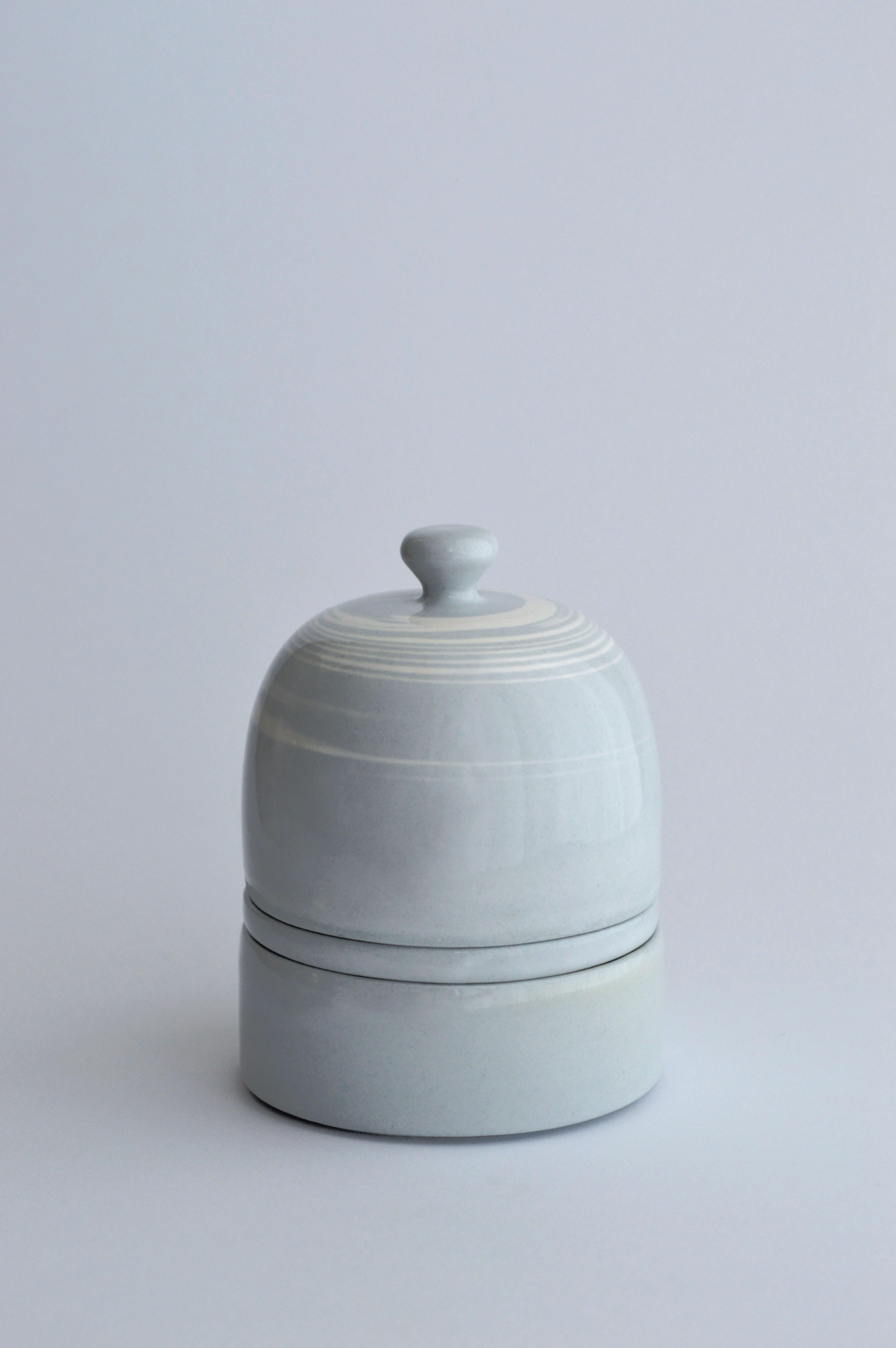 Amanda Perumal_Ceramic Candleholder