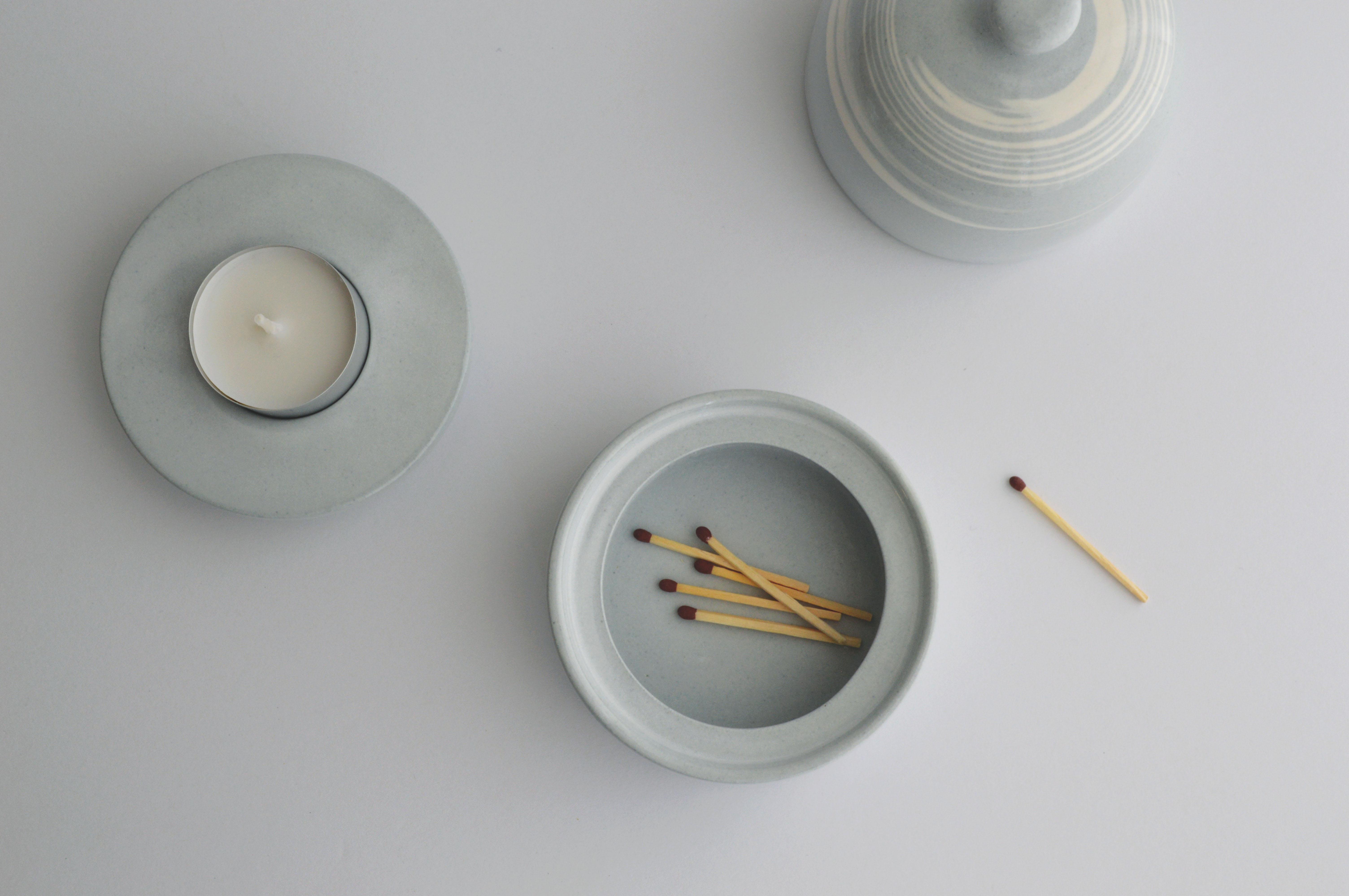 Amanda Perumal_Ceramic Candleholder 5